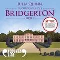 Julia Quinn et Clotilde Seille - La chronique des Bridgerton (Tome 2) - Anthony.