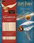 Jody Revenson - Le Quidditch - Dans les coulisses des films Harry Potter. 1 livre et 1 maquette à construire.