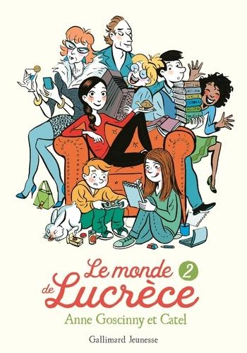 Le monde de Lucrèce . Tome 02 / Anne Goscinny, Catel | Goscinny, Anne (1968-....)