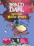 Roald Dahl - Fantastique Maître Renard. 1 CD audio
