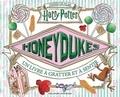 Daphne Pendergrass et Jenna Ballard - Honeydukes - Un livre à gratter et à sentir.