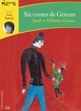 Jakob et Wilhelm Grimm - Six contes de Grimm. 2 CD audio
