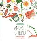 Andrée Chedid et Marie Mignot - L'anniversaire et autres poèmes.
