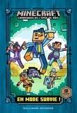 Nick Eliopulos et Luke Flowers - Minecraft - Chroniques de l'épée de bois Tome 1 : En mode survie!.