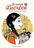 Anne Goscinny et  Catel - Le monde de Lucrèce Tome 4 : .