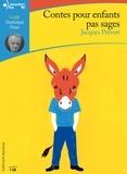 Jacques Prévert - Contes pour enfants pas sages. 1 CD audio MP3
