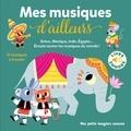 Marion Billet - Mes musiques d'ailleurs.