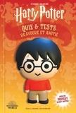 Wizarding World - Quiz et tests Harry Potter:bravoure et amitié - Avec un squishy Harry Potter.