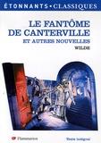 Oscar Wilde - Le fantôme de Canterville et autres nouvelles.