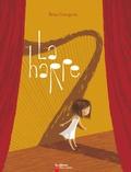La harpe / Rémi Courgeon   Courgeon, Rémi (1959-....)