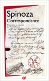Baruch Spinoza - Correspondance.
