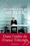 Vincent Talaouit - Ils ont failli me tuer.