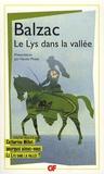 Honoré de Balzac - Le lys dans la vallée.