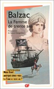Honoré de Balzac - La femme de trente ans.