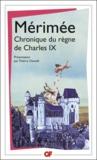 Prosper Mérimée - Chronique du règne de Charles IX.