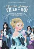 Premier bal à Versailles / Anne-Marie Desplat-Duc | Desplat-Duc, Anne-Marie (1948-....). Auteur