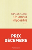 Christine Angot - Un amour impossible.