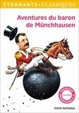 Anonyme - Aventures du baron de Münchhausen.