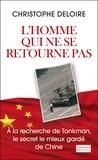 Christophe Deloire - L'homme qui ne se retourne pas.