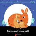 Alice Brière-Haquet et Aurélie Abolivier - Bonne nuit, mon petit - Mes toutes premières histoires de 12 à 24 mois.
