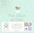 Claire Curt - Mon album de bébé.