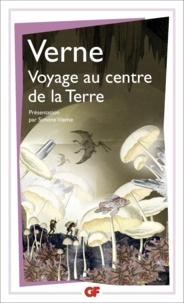 Jules Verne - La bibliothèque idéale des 50 ans GF Tome 6 : Voyage au centre de la Terre.