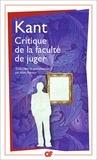 Emmanuel Kant - Critique de la faculté de juger.