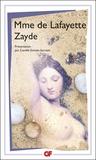 Madame de Lafayette - Zayde - Histoire espagnole.