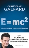 Christophe Galfard - E = mc².