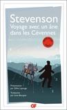 Voyage avec un âne dans les Cévennes / Robert Louis Stevenson | Stevenson, Robert Louis (1850-1894). Auteur