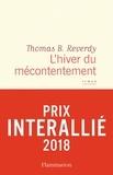 L'hiver du mécontentement / Thomas-B Reverdy   Reverdy, Thomas B. (1974-....). Auteur