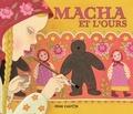 Macha et l'ours / Robert Giraud, ill. Anne Buguet | Giraud, Robert. Auteur
