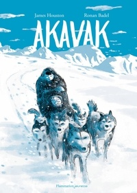 James Houston et Ronan Badel - Akavak.