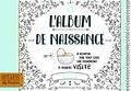 Pauline Oud - L'album de naissance - A remplir par tous ceux qui viendront te rendre visite.