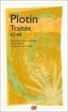 Plotin - Traités 42-44 - Sur les genres de l'être, I, II et III.