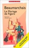 """Pierre-Augustin Caron de Beaumarchais - Le mariage de Figaro - Programme nouveau Bac 2021 1re. Parcours """"La comédie du valet""""."""