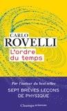 Carlo Rovelli - L'ordre du temps.