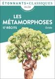 Ovide - Les Métamorphoses - 17 récits.