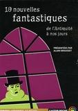 10 nouvelles fantastiques : de l'Antiquité à nos jours / présentées par Alain Grousset |