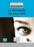 Maurice Leblanc - La demoiselle aux yeux verts. 1 CD audio MP3
