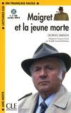 Georges Simenon - Maigret et la jeune morte. 1 CD audio MP3