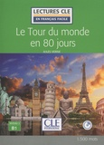 Jules Verne - Le Tour du monde en quatre-vingts jours. 1 CD audio