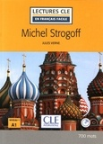 Jules Verne - Michel Strogoff. 1 CD audio