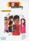 Bruno Mègre et Lucile Chapiro - soda 2 cd audio collectifs.
