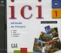 Dominique Abry et C Fert - Ici A1. - Cd collectifs.