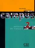 Jacques Pécheur et Jacky Girardet - Campus 2 - Livre de l'élève.