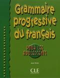 Anne Vicher - Grammaire progressive du français pour les adolescents.