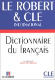 Josette Rey-Debove - Le Robert & CLE international, Dictionnaire du français.