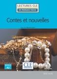 Guy de Maupassant - Les nouvelles de Maupassant.