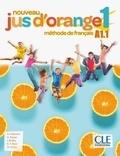 Adrian Cabrera et Adrien Payet - Nouveau Jus d'orange 1 A1.1 - Méthode de français. 1 DVD